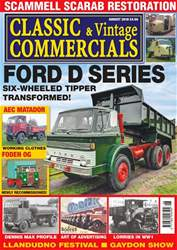 Classic & Vintage Commercials issue August 2018