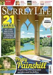 Surrey Life issue Aug-18