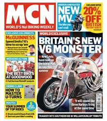 MCN issue 18th July 2018