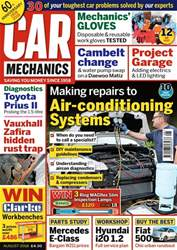 Car Mechanics issue August 2018