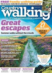 Country Walking issue August 2018