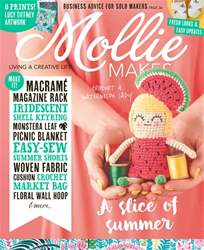 Mollie Makes issue Issue 95