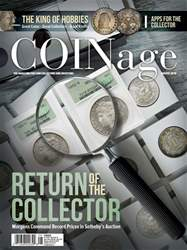 COINage issue August 2018