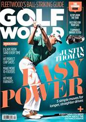 Golf World issue September 2018