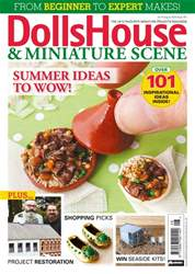 Dolls House and Miniature Scene issue August 2018 (291)