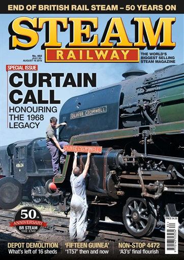 Steam Railway Preview