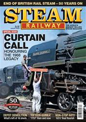 Steam Railway issue Issue 482