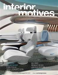 Interior Motives issue Summer 2018