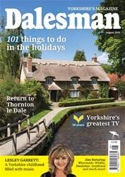 Dalesman Magazine issue Aug 2018