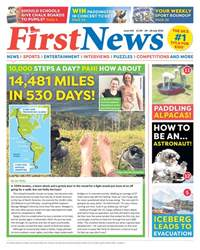 First News Issue 631 issue First News Issue 631
