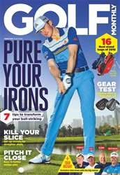 Golf Monthly issue August 2018