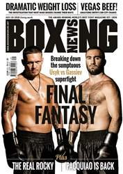 Boxing News issue 17/07/2018