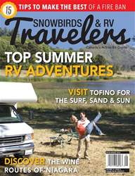 Snowbirds & RV Travelers issue August 2018