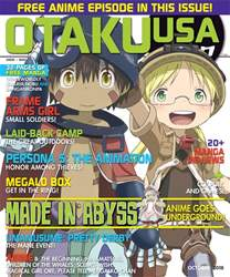 Otaku issue October 2018