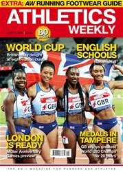 Athletics Weekly issue 19 July 2018