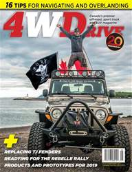 Four Wheel Drive issue August 2018