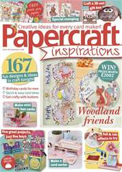 Papercraft Inspirations issue September 2018