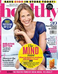 Healthy Magazine issue September 2018