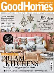 GoodHomes Magazine issue September 2018