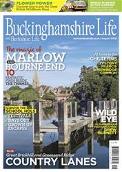 Buckinghamshire Life Magazine Cover