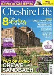Cheshire Life issue Aug-18