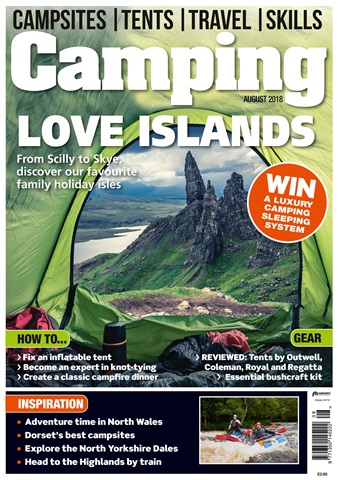 Camping issue August
