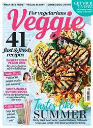 Veggie Magazine issue Aug-18
