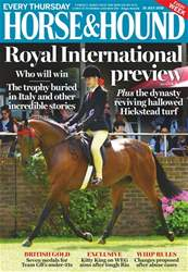 Horse & Hound issue 19th July 2018