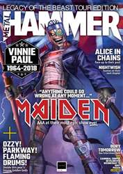 Metal Hammer issue Summer 2018