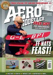 AeroModeller issue 057 August 2018