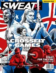 Sweat RX Magazine Cover