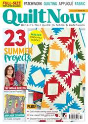 Quilt Now issue Issue 52