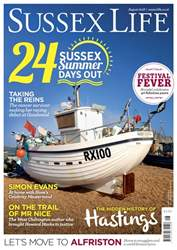 Sussex Life issue * August 2018