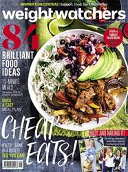 Weight Watchers magazine UK issue September 2018