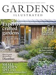 Gardens Illustrated issue August 2018