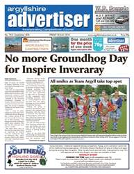 Argyllshire Advertiser issue 20 July 2018