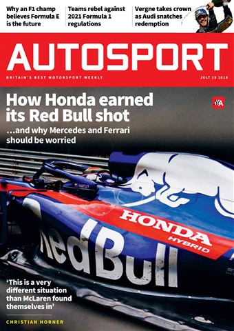 Autosport issue 19th July 2018