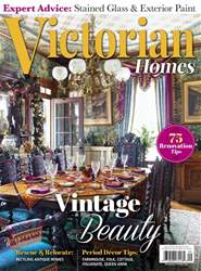 Victorian Homes issue Fall 2018