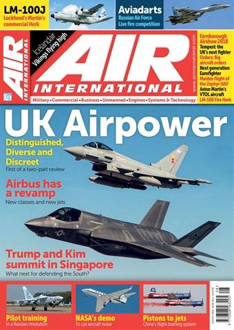 AIR International issue   August 2018