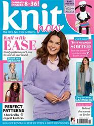 Knit Now issue Issue 91