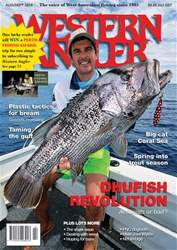Western Angler issue Aug-Sept2018