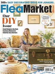 Flea Market Décor issue Aug/Sep 2018