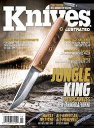 Knives Illustrated issue Sep/Oct 2018