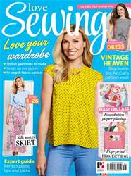 Love Sewing issue Issue 56