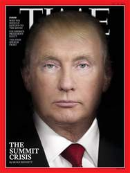 Time Magazine issue 30th July 2018