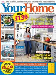 Your Home Magazine issue September 2018