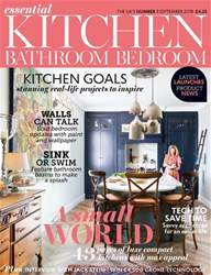 Essential Kitchen Bathroom Bedroom issue Sep-18