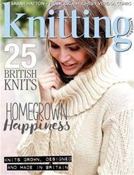 Knitting issue September 2018