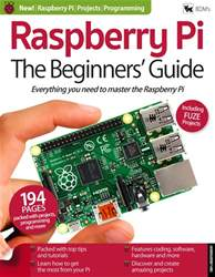 Raspberry Pi – The Beginners' Guide issue Raspberry Pi – The Beginners' Guide