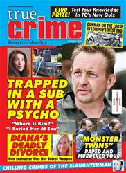 True Crime issue True Crime August 2018
